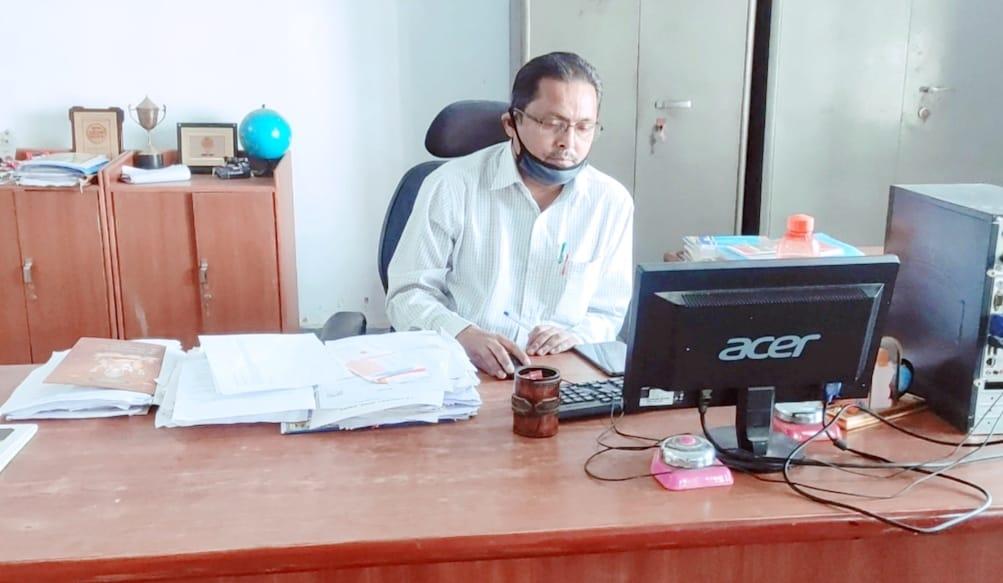 MR. ABHIJIT CHAKRAWARTI